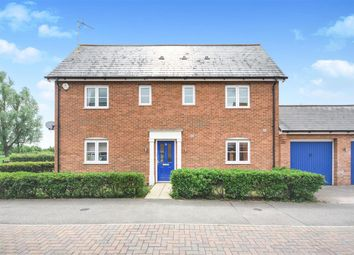 Thumbnail 4 bed detached house for sale in Temple Way, Rayleigh