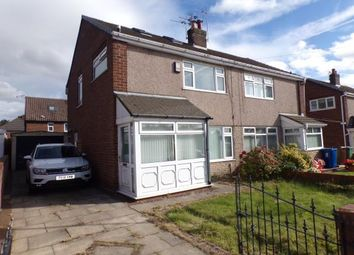Thumbnail 3 bed semi-detached house for sale in Nelson Drive, Ince, Wigan, Greater Manchester