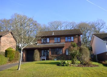 Thumbnail 4 bedroom detached house for sale in Rockfield Glade, Penhow, Caldicot