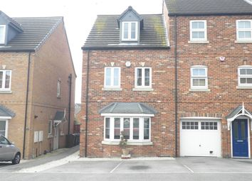 Thumbnail 4 bed town house for sale in Daycroft, Monk Bretton, Barnsley