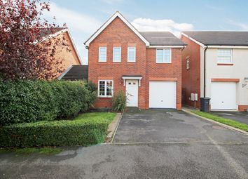 Thumbnail 4 bed detached house for sale in Delaisy Way, Winsford
