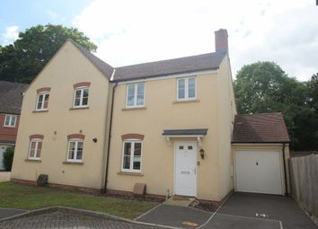 Thumbnail 3 bed semi-detached house to rent in Bourne View, Ludgershall Road, Tidworth