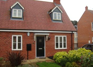 Thumbnail 1 bed end terrace house to rent in Thompson Road, New Waltham
