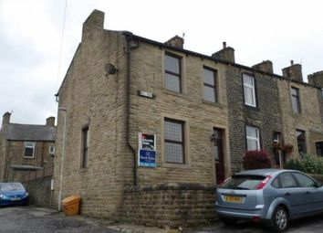 Thumbnail 3 bed end terrace house for sale in Hall Road, Trawden, Colne, Lancashire