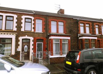Thumbnail 3 bed terraced house for sale in Cambrian Place, Port Talbot, West Glamorgan