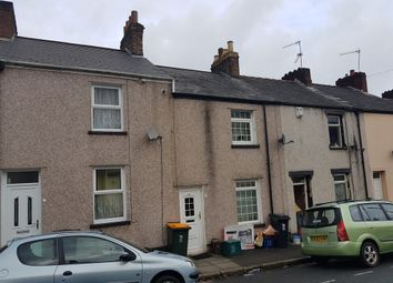 Thumbnail 2 bed terraced house to rent in Jones Street, Newport