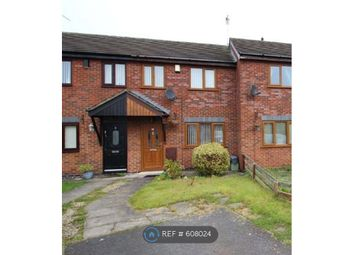 Thumbnail 2 bedroom terraced house to rent in Dale Court, New Broughton, Wrexham