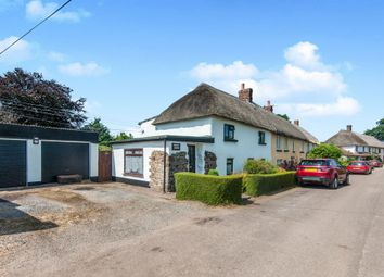3 bed end terrace house for sale in ., Yeoford, Crediton EX17