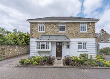Thumbnail 3 bed detached house for sale in Kensington Gardens, Kingston Upon Thames