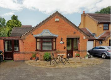Thumbnail 3 bed detached bungalow for sale in Cherrybrook Close, Leicester
