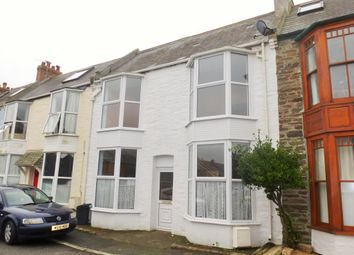 Thumbnail 4 bed terraced house for sale in Golf Terrace, Newquay, Cornwall