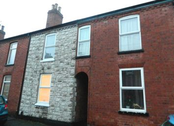 Thumbnail 3 bed terraced house to rent in Stanley Street, Lincoln