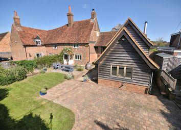 Bates Lane, Weston Turville, Buckinghamshire HP22. 3 bed semi-detached house for sale