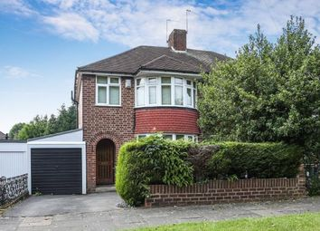 Thumbnail 3 bed semi-detached house for sale in Darley Avenue, Shard End, Birmingham, West Midlands