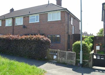 Thumbnail 2 bed flat for sale in Queens Drive, Leek