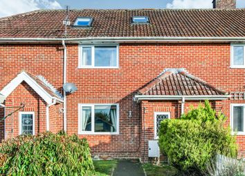 Thumbnail 3 bed terraced house for sale in Fyfield Way, Perham Down, Andover