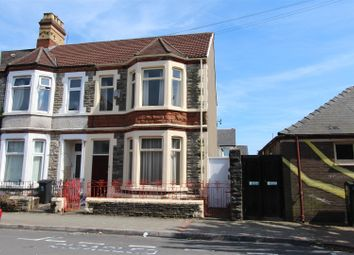 Thumbnail 3 bedroom end terrace house for sale in Kincraig Street, Roath, Cardiff