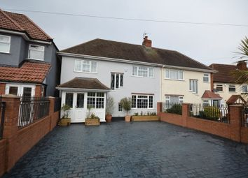 Thumbnail 4 bed semi-detached house for sale in Wilson Road, Warley Woods, Oldbury