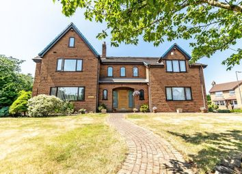 Thumbnail 7 bed detached house for sale in Stonecross Drive, Rainhill, Prescot