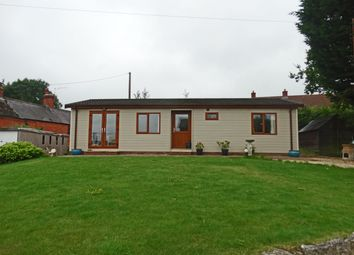 Thumbnail 2 bed bungalow to rent in Little Cloneen, Hindon Lane, Tisbury