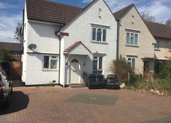 Thumbnail 5 bed semi-detached house to rent in Coldharbour Lane, Hayes