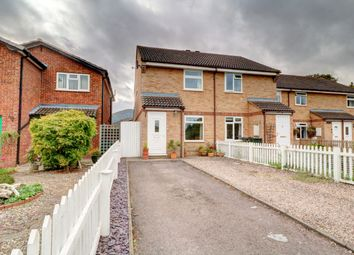 Thumbnail 2 bed semi-detached house for sale in Vandra Close, Malvern