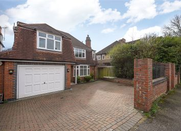 Thumbnail 5 bed detached house for sale in Chiltern Drive, Surbiton