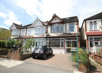 Thumbnail 4 bed semi-detached house to rent in Kemble Road, London