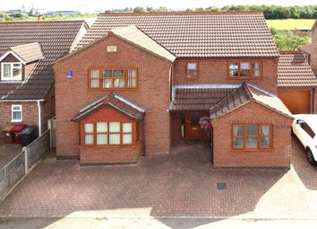 Thumbnail 4 bed property for sale in Cliffords Close, Scawby Brook, Brigg
