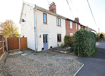 Thumbnail 4 bed semi-detached house for sale in Frenze Road, Diss