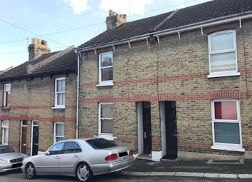 Thumbnail 2 bed terraced house for sale in 17 Brisbane Road, Chatham, Kent