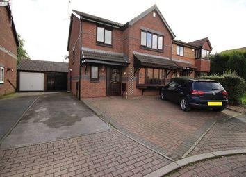 Thumbnail 4 bed detached house for sale in Blenheim Close, Blackburn