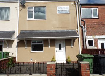 Thumbnail 3 bedroom terraced house to rent in Hollymount Avenue, Bedlington