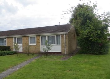 Thumbnail 3 bed semi-detached bungalow for sale in Robin Close, Worle