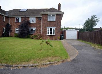 Thumbnail 3 bed property for sale in Seawall Lane, North Cotes, Grimsby