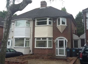 Thumbnail 3 bed semi-detached house to rent in Perry Wood Road, Great Barr