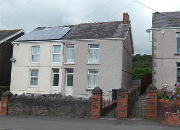 Thumbnail 3 bedroom semi-detached house for sale in Swansea Road, Pontardawe, Swansea