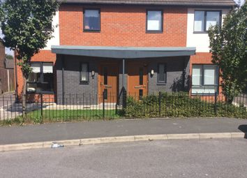 Thumbnail 3 bed terraced house to rent in Tiverton Close, Huyton