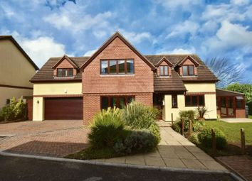 Thumbnail 4 bed detached house for sale in Gramercy Fields, Brixham
