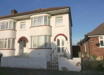 Thumbnail 3 bedroom end terrace house for sale in South Avenue, Egham