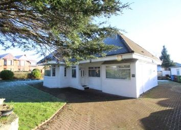 Thumbnail 5 bedroom bungalow for sale in Mansewood Road, Glasgow, Lanarkshire