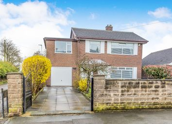 Thumbnail 4 bed detached house for sale in Ruxley Road, Bucknall, Stoke-On-Trent