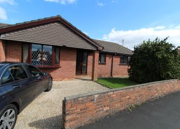 3 bed detached bungalow for sale in Marlwood Place, Broughton, Chester CH4