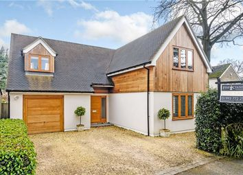 Thumbnail 4 bed detached house for sale in Cadogan Park, Woodstock, Oxfordshire