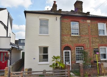 Thumbnail 2 bedroom end terrace house for sale in Talbot Road, Twickenham