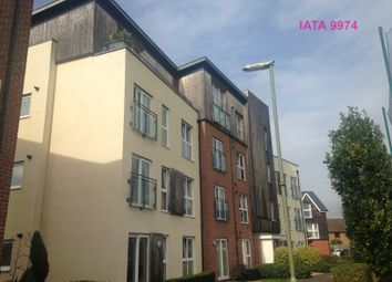 Thumbnail 1 bed flat to rent in Brunswick Place, Totton, Southampton