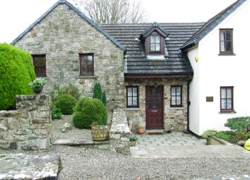 Thumbnail 3 bed detached house to rent in Llawhaden, Narberth