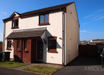 Thumbnail 2 bedroom semi-detached house to rent in Windward Road, The Willows, Torquay