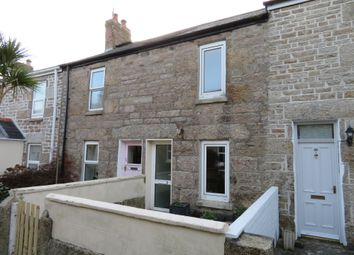 Thumbnail 3 bedroom terraced house for sale in Princess Street, St. Just, Penzance