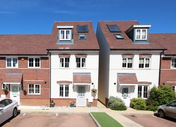 Thumbnail 4 bed end terrace house for sale in Stoney Fields, Watton At Stone